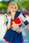 The Original Sailor Scout by electric-lady