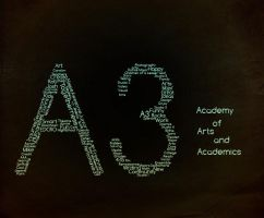A3 typography by ShyLittleArtist4