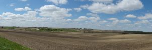 Overlooking the Farm by jimmyselix