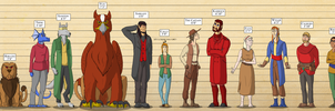 Height Chart by Azvolrien