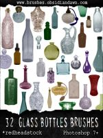GIMP Glass Bottles Brushes by Project-GimpBC