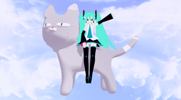 [MMD] Random Title Here by Alquimica