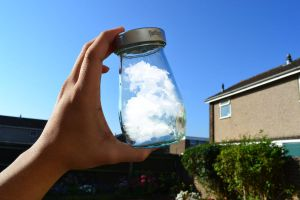 clouds in a Jar by gio-luckyboy