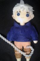 Jack Frost-Rise of the Guardians by BlankArtistCrafts