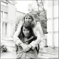 girlfriends by wasted-photos