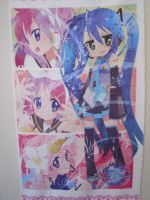 Lucky Star Towel by IchinoseKotomi