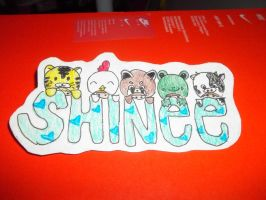 Shinee Hello Baby Chibi by ShineeWorld58