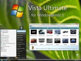 Vista Ultimate by planetlive