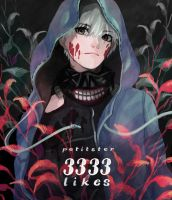 Tokyo Ghoul by petitster