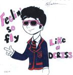 Like A DCriss by LillyCrystal
