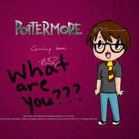 POTTERMORE by milky-sea