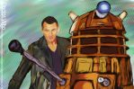 : Doctor Who : by SJWood
