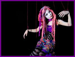 Doll House by Caged-Insanity