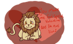 I'm not Lion by Chibiaotori