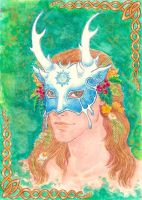 Cernunnos by ChocolateIsForever