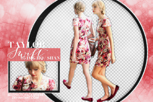 Pack Png 1588 - Taylor  Swift by BestPhotopacksEverr