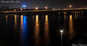 Ahmedabad River Front 03 by TusharBoss