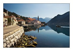 Perast 3 by Grofica