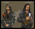 Tristan vs Ardeth Bay by Sheridan-J