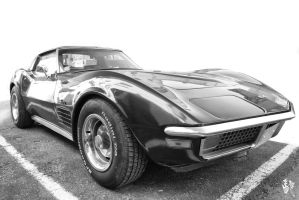 corvette stingray 1969 by phoenix07700