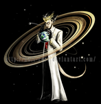 King of science by half-rose