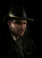Indiana Jones 2 Fanart... by Norke