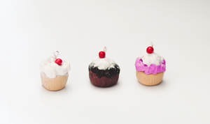 Mini Cupcake Charms by candypow
