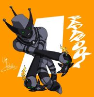 Badaboom - Ben10 by Pencil-Fluke