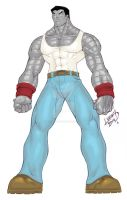 Colossus 2010 COLORED by LucasAckerman