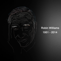 Tribute to Robin Williams by JuiceMonkey610