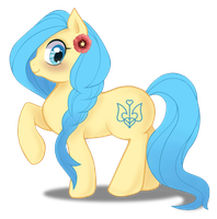 MLP Ukraine by Fannochka