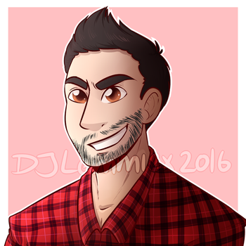 Commission: Kyle Taylor by DJLemmiex