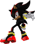 Shadow the Hedgehog (P5) by itsHelias94