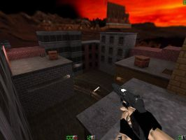 Action Quake 2 Map by lumination
