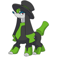 New Furfrou Caballero Shiny by Fernando0314