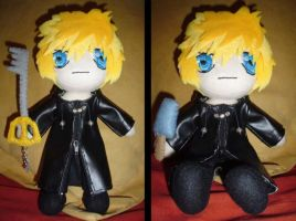 Roxas-Organization XIII by virgosdream