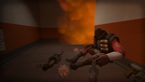 Sacrifice | TF2 Wallpaper by iSlimed