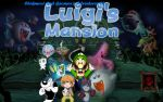 Chakmon And Gaomon's Adventures Of Luigi's Mansion by PrincessPuccadomiNyo