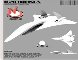 R-211 Orcinus by Stealthflanker