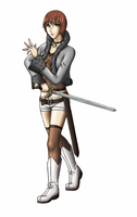Ameria - Suikoden IV by ReaperFFseven