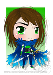Chibi Commission - NovaTheEpic - Nova Veteran Rega by Cifix