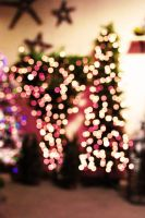 Bokeh Christmas by love-in-focus-Photo