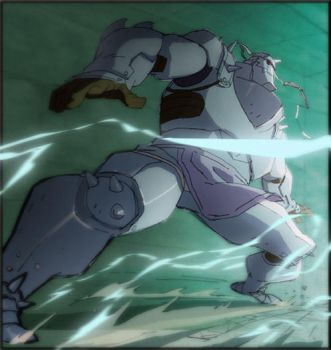Alphonse Elric by CoranKizerStone
