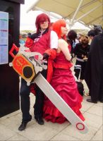 MCM Expo May 2011 by Rainbow--Ferret