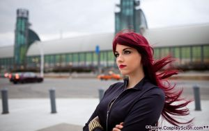 The Black Widow by The-Cosplay-Scion
