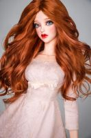Ginger Beauty by amadiz