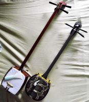 Shamisen and Jyabisen by sudro