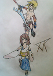 Why Tidus by MKTrident