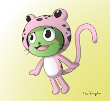 Frosch by ToonYoungster