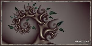 Small fantasy tree by Bergkristalle